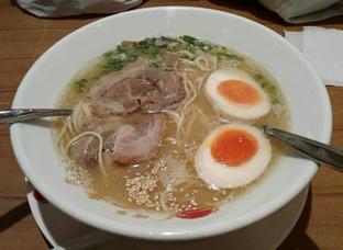 Foto - Makanan di Hakata Ikkousha oleh IG: @hannybhunny