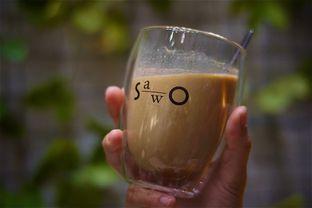 Foto 2 - Makanan(Es Kopi Sawo) di Sawo Coffee oleh Fadhlur Rohman