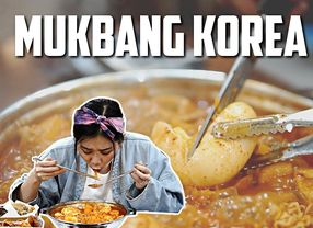 4 Food Vlogger Indonesia dengan Konten Mukbang, Nontonnya Bikin Laper