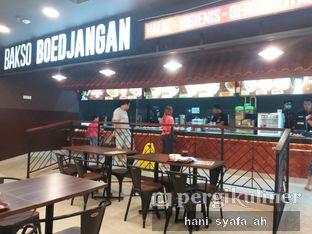 Foto review Bakso Boedjangan oleh Hani Syafa'ah 2
