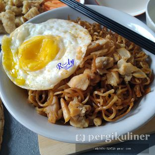 Foto 3 - Makanan di Bakmi Naga oleh Ruly Wiskul