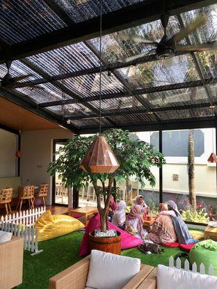 Foto 25 - Interior di Kode-in Coffee & Eatery oleh Prido ZH