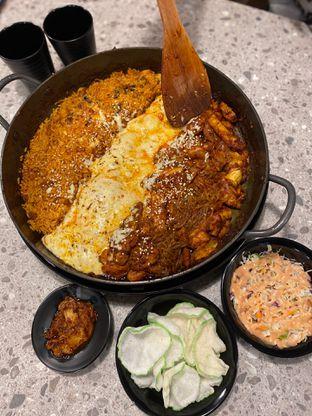 Foto 1 - Makanan di Halo Dakgalbi oleh Levina JV (IG : @levina_eat & @levinajv)
