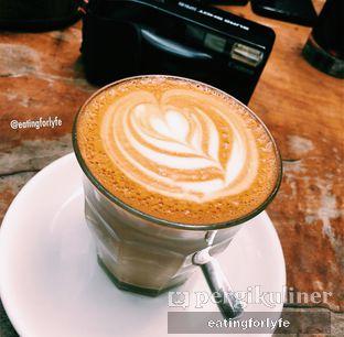 Foto 1 - Makanan di Giyanti Coffee Roastery oleh Fioo | @eatingforlyfe