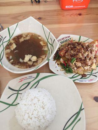 Foto 1 - Makanan di Soto Betawi H. Mamat oleh Serenata Kedang