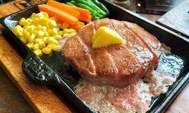 Steak On Top