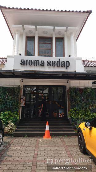 Foto 6 - Eksterior di Aroma Sedap oleh Jakartarandomeats