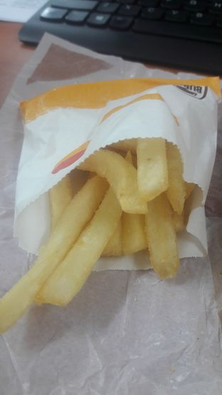 Foto review Burger King oleh Dzuhrisyah Achadiah Yuniestiaty 2