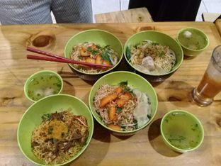 Foto 4 - Makanan di Vegetarian Bakmie Garing H-P (Hot Pedas) oleh Kaleejah