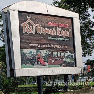 Foto 18 - Eksterior di Taman Santap Rumah Kayu oleh Ruly Wiskul