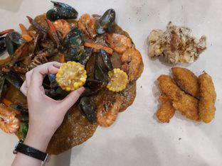 Foto 1 - Makanan di Cut The Crab oleh Maissy  (@cici.adek.kuliner)