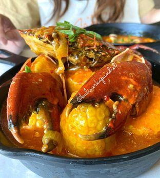 Foto review Kepiting Ngamprak oleh Yohanacandra (@kulinerkapandiet) 3