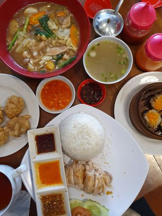 Foto Makanan di Hochiak Kopitiam