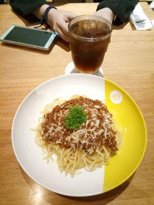 Foto 4 - Makanan(paket spaghetti) di Wok 'N' Tok - Yello Hotel Jemursari Surabaya oleh Ratu Aghnia
