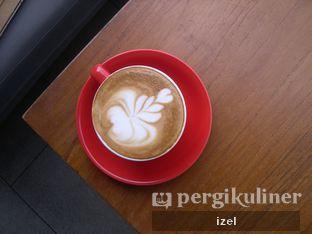 Foto - Makanan(cappucino) di Six Degrees oleh izel / IG:Grezeldaizel