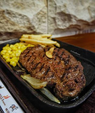 Foto review Mucca Steak oleh Eric  @ericfoodreview 1