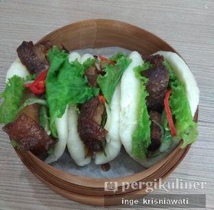 Foto 2 - Makanan(Bakpau Babi Hong) di Bakmi Bangka Cita Rasa oleh Inge Inge