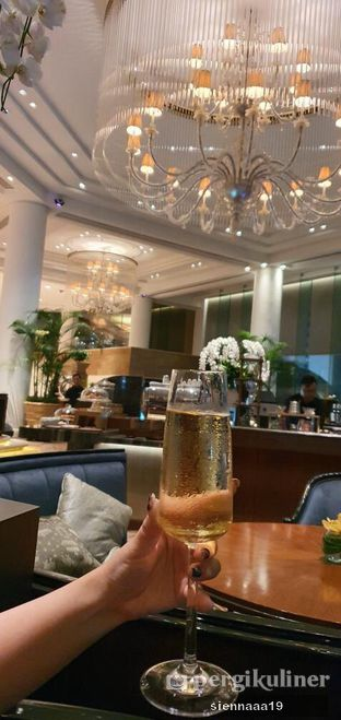 Foto review Fountain Lounge - Grand Hyatt oleh Sienna Paramitha 5