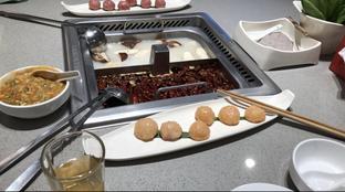 Foto 1 - Makanan di Haidilao Hot Pot oleh @eatfoodtravel