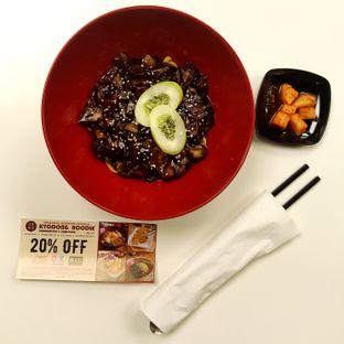 Foto 1 - Makanan di Kyodong Noodle oleh Naomi Suryabudhi