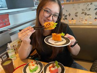 Foto review Genki Sushi oleh Yohanacandra (@kulinerkapandiet) 11