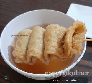 Foto 1 - Makanan(Odeng) di Warung Korea Pop oleh Veronica Juliani @sukanyarimakan