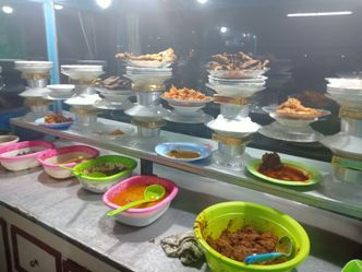 Foto Interior di Mutiara Minang