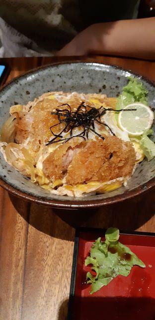 Foto 3 - Makanan(Chicken Katsu Don) di Musouya - Hotel New Sany Rosa oleh Bundarsekali