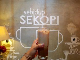 Foto review Sehidup Sekopi oleh Hafizah Murdhatilla 1