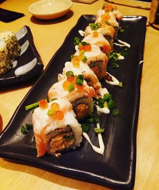 Foto 2 - Makanan di Sushi Tei oleh Oktaviani Karlina