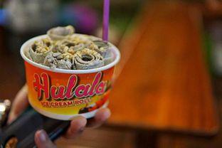 Foto - Makanan di Hulala Ice Cream Roll oleh instagram : kohkuliner
