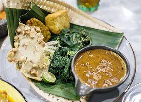 Jadi Vegetarian? Kamu Bisa Santap 7 Kuliner Indonesia yang Lezat Ini