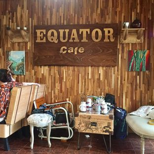 Foto review Equator Coffee & Gallery oleh Isa Sugiharto 1