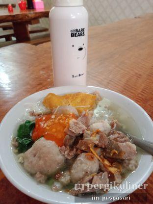 Foto 1 - Makanan(sanitize(image.caption)) di Bakso Mantep Gunung Giri Solo oleh Iin Puspasari