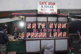 Foto - Makanan di Sate Ayam Pasar Lama H. Ishak oleh Yessyka Rusli