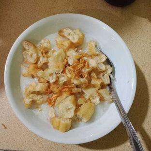 Foto 2 - Makanan(bubur ayam cakue) di Bubur Ayam Gibbas oleh Elena Kartika