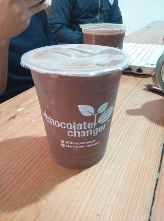 Foto Makanan di Chocolate Changer