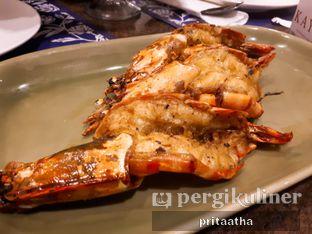Foto 2 - Makanan(Udang saus mentega) di Kayanna Indonesian Cuisine & The Grill oleh Prita Hayuning Dias