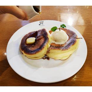 Foto 1 - Makanan(Souffle Pancake with Maple Syrup) di Pablo oleh melisa_10