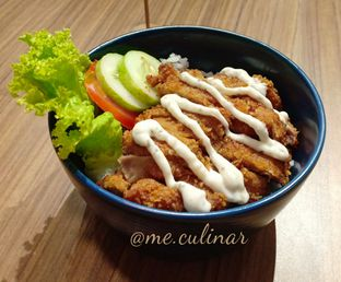 Foto 7 - Makanan(Chicken Nanban) di Asymmetric Games & Coffee oleh Nika Fitria
