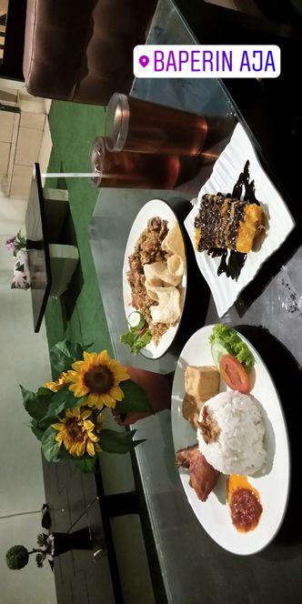 Foto Makanan di Baperin Aja
