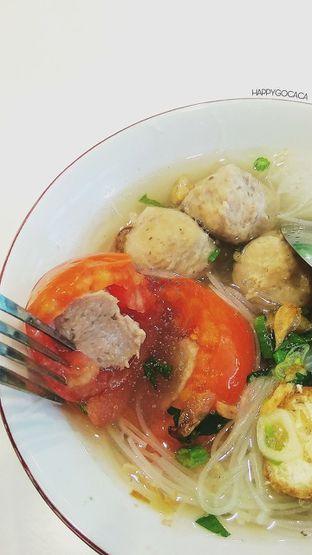Foto - Makanan di Bakso LM Lampu Merah oleh Caca