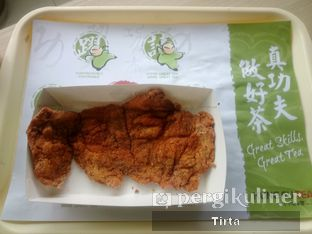 Foto 2 - Makanan di Kung Fu Tea oleh Tirta Lie
