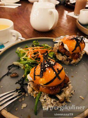 Foto 1 - Makanan(Japanese Benedict) di Benedict oleh Sienna Paramitha
