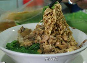 8 Mie Ayam Enak di Jakarta Pusat yang Kelezatannya Tidak Terbantahkan