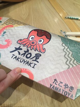 Foto 2 - Makanan di Japanese Takoyaki Yamatoya oleh liviacwijaya