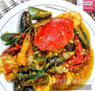 Foto Makanan di Kantin Seafood Nyengir