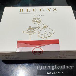 Foto review Becca's Bakehouse oleh JC Wen 3