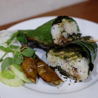 Foto Makanan di Bengkel Penyet