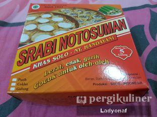 Foto 3 - Makanan di Serabi Notosuman oleh Ladyonaf @placetogoandeat